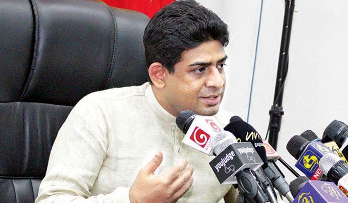 Canciller de Sri Lanka condena recrudecimiento del bloqueo a Cuba