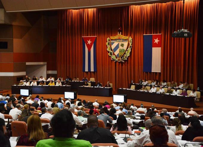 Convocan a III Periodo Ordinario de Sesiones de Parlamento cubano