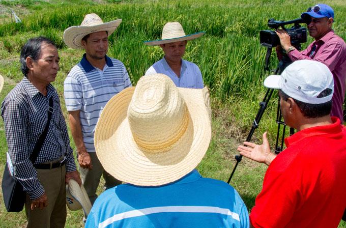 Intercambian experiencias con proyecto de colaboración Vietnam-Cuba