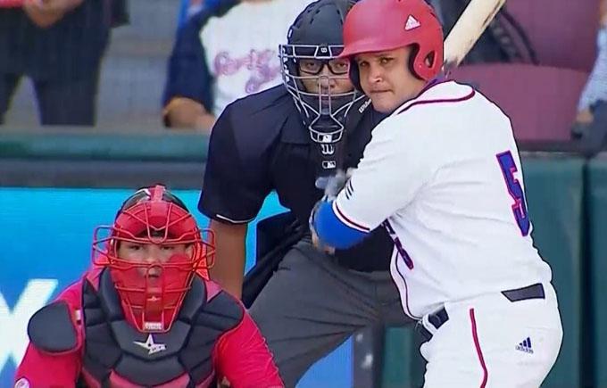 Cuba consigue tercer éxito seguido en Liga Can-Am de béisbol