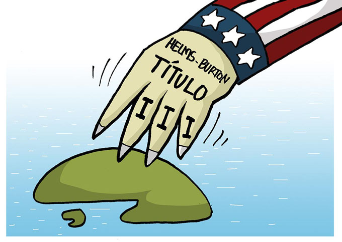 Demandan en capital de EE.UU. fin de sanciones contra Cuba