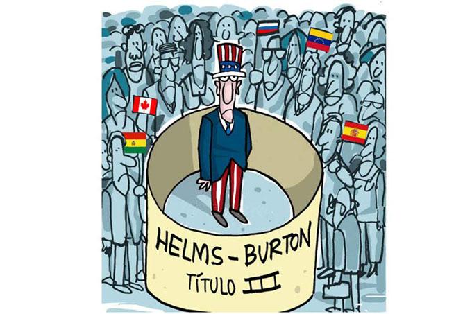 Continúa rechazo internacional a hostilidad de EE.UU. contra Cuba
