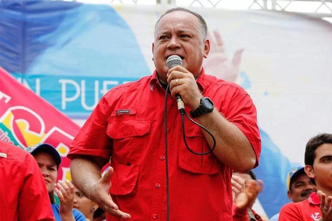 Cuba y Venezuela tienen que estar más unidas, dice Diosdado Cabello
