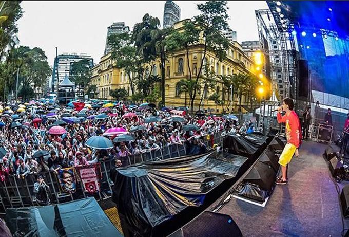 Festival Lula libre canto por la libertad, afirma expresidente