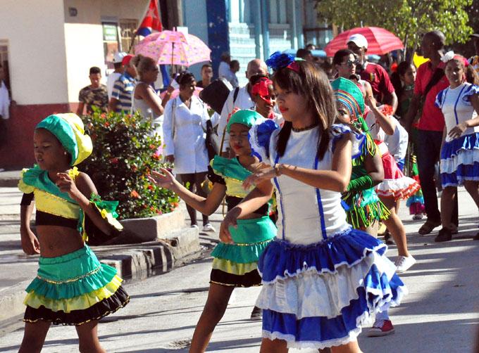 Dedican propuestas culturales a los niños en su día