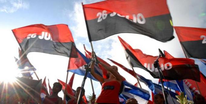 Activistas brasileños celebrarán en Cuba Día de la Rebeldía Nacional