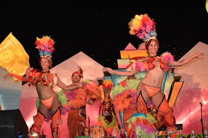 ¡Qué viva el carnaval! (+ video)