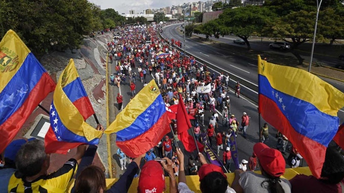 Cuba reitera apoyo a Venezuela ante más sanciones de EE.UU.