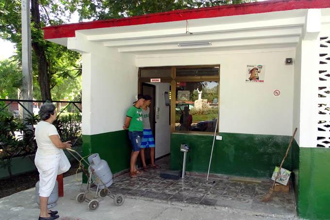 Cupet prestará servicio a cliente de gas licuado los días feriados