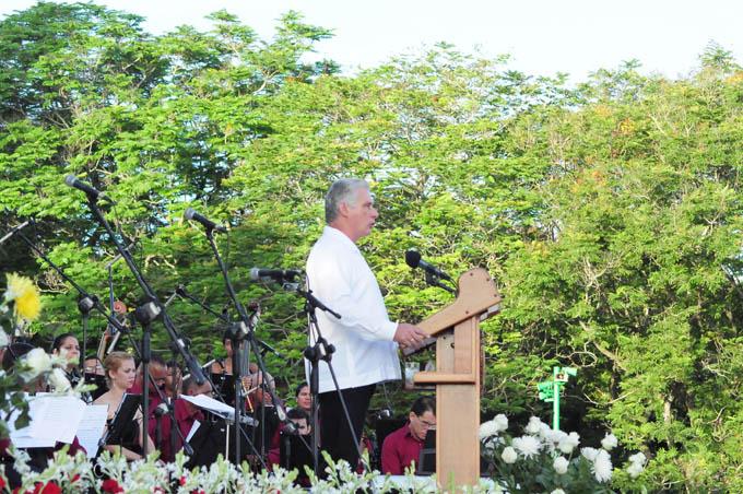 Díaz-Canel: Cuba no traicionará a sus amigos