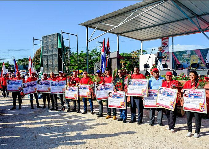 Bayameses ratifican convicción revolucionaria (+ fotos)
