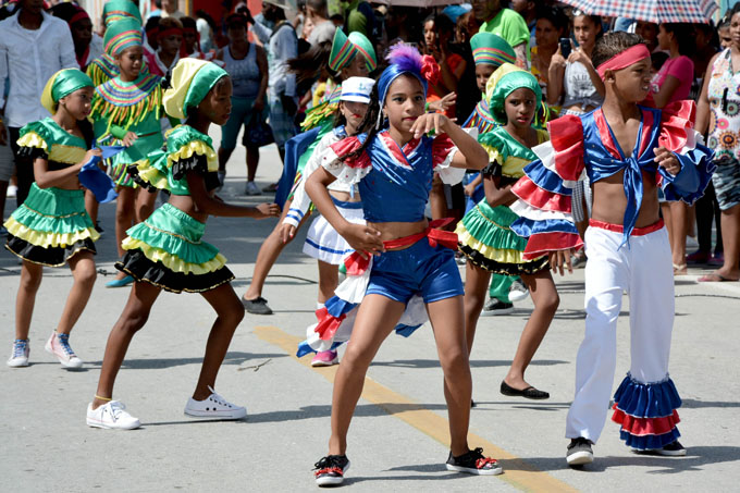 Carnaval Bayamo 2019 para los más pequeños