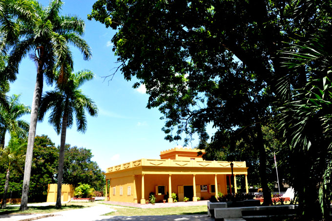 Parque Museo Ñico López, privilegio de paz