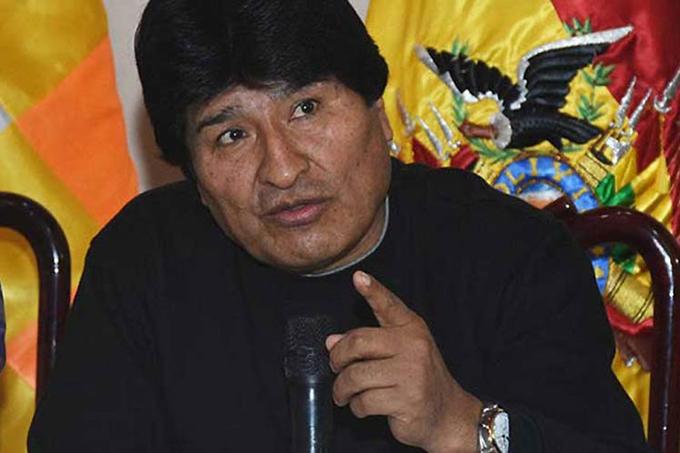 Denuncian injerencia de EE.UU. en Bolivia ante ventaja de Evo Morales
