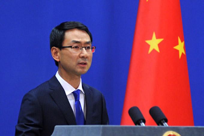 China exige a EE.UU. dejar de interferir en sus asuntos internos