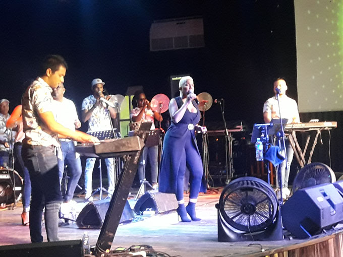 La Diva del Pueblo llegó a Bayamo