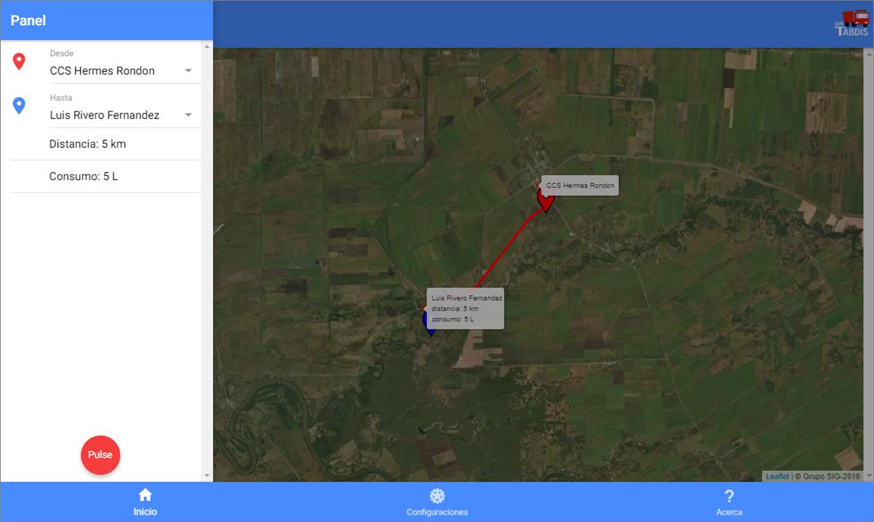 Geocuba desarrolla tablas de distancia para móvil (+fotos y audios)