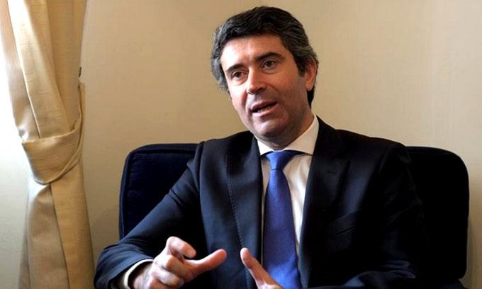 Secretario de Estado para las Comunidades Portuguesas arribará hoy a Cuba