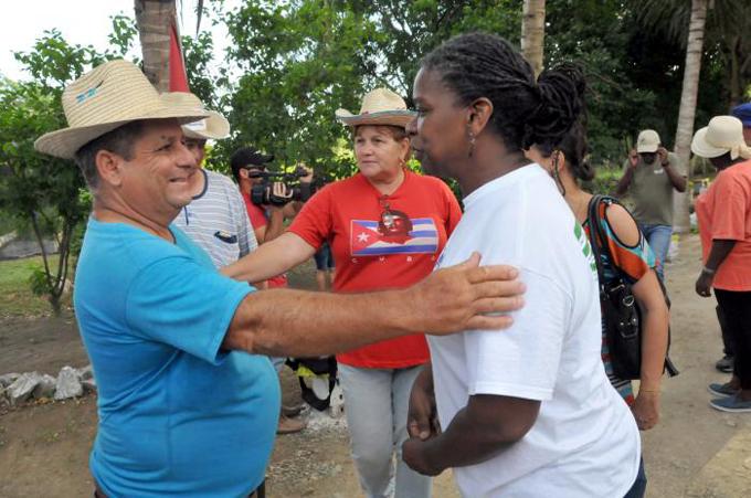 Cuba:un país fascinante, asegura el más joven integrante de Pastores por la Paz