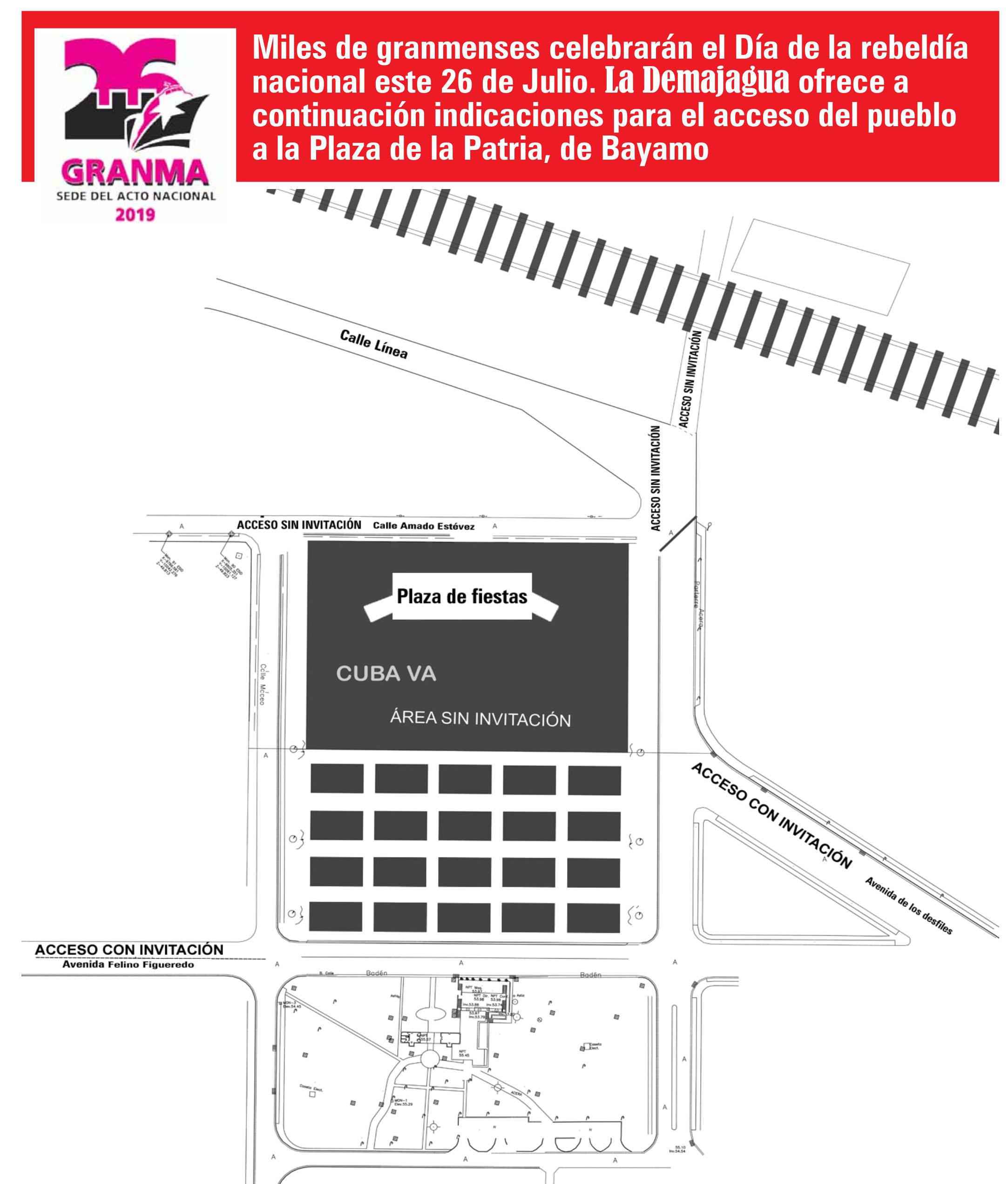 Todos a la Plaza el 26 (+ fotos, video e infografía)