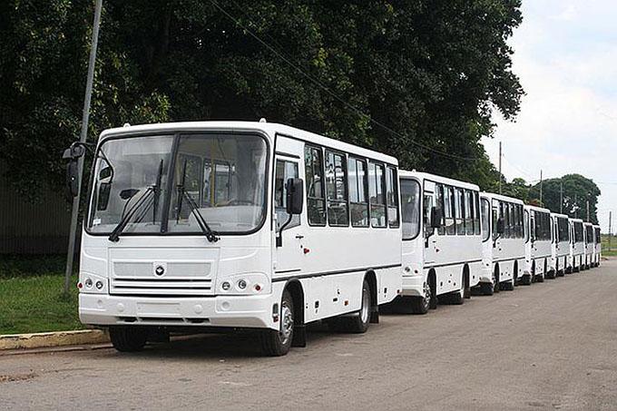 Dispone Granma de nuevos ómnibus para la transportación de pasajeros