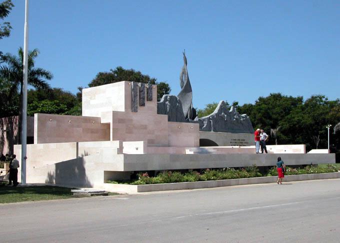 Plaza de la Patria: Para preservar la historia