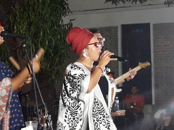 Noche de rap cubano con Telmary & Habana Sana en la Uneac