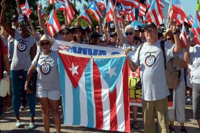 Brigada puertorriqueña ratifica solidaridad con Cuba