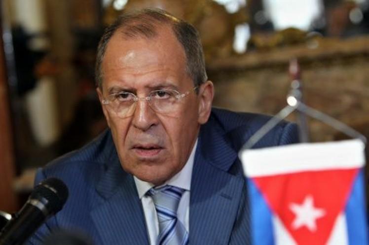 Canciller ruso visita Cuba para afianzar vínculos bilaterales