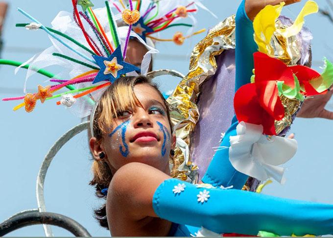 Desarrollan  en Bayamo gala por inicio del Carnaval infantil (+ fotos y videos)