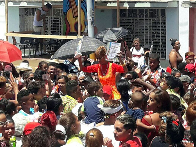Premian a ganadores del Carnaval infantil Bayamo 2019 (+ fotos)