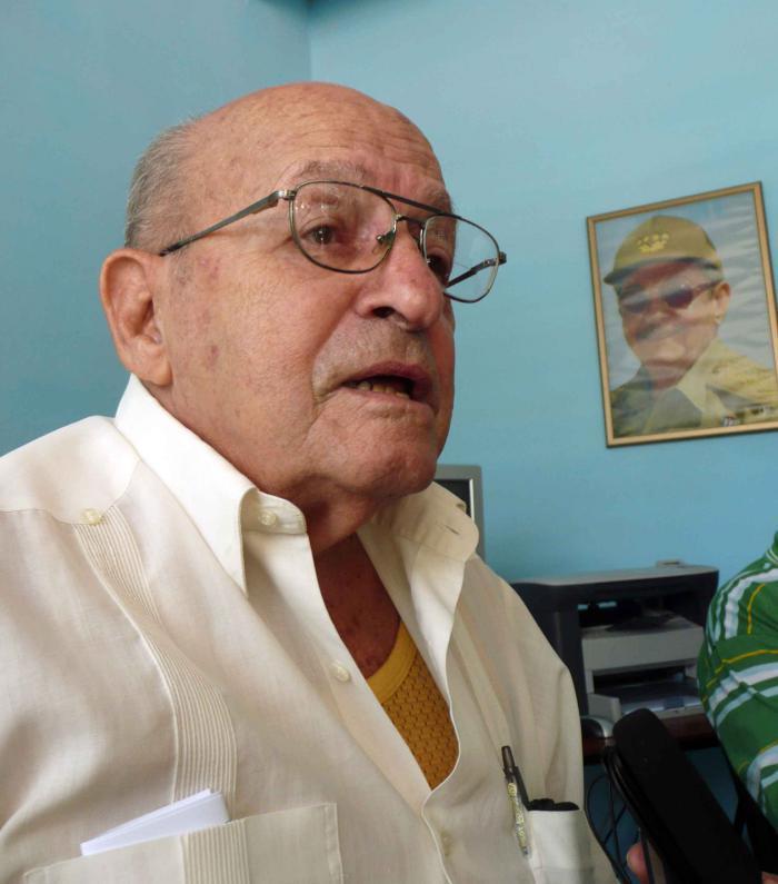 Ramiro Sánchez: Mi bautizo de fuego fue en Bayamo (+ audio)