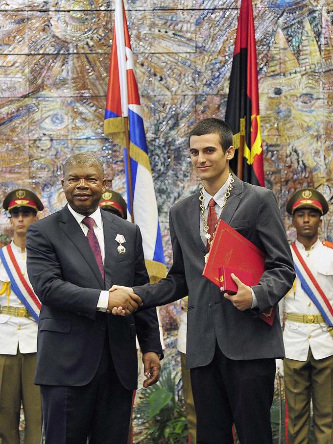 La hermandad entre Cuba y Angola también tiene raíces profundas