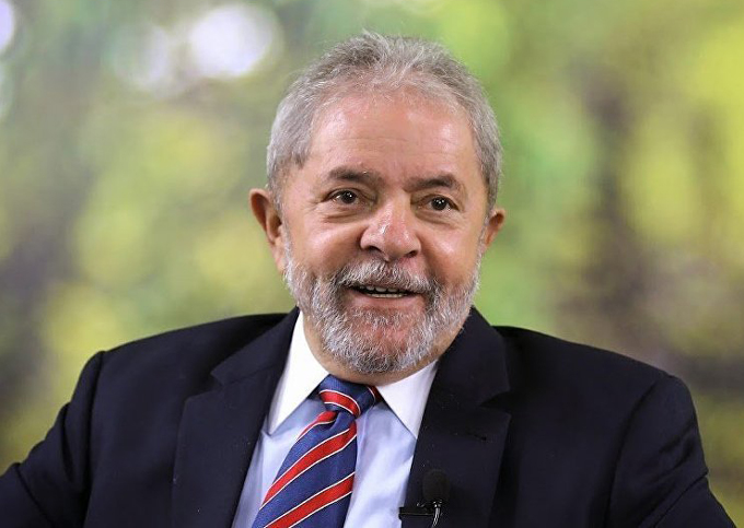 No nos olvidamos de Lula y queremos su libertad, afirmó Gilberto Gil