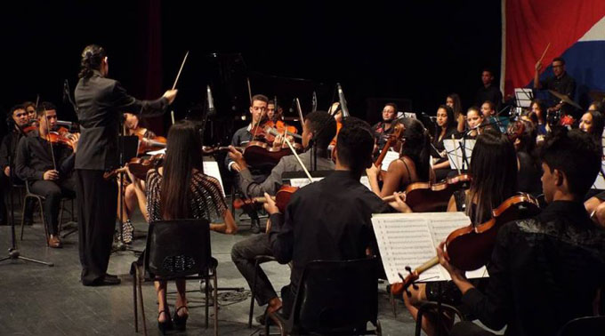 Elogian proyecto de Orquesta sinfónica de Granma (+ video)