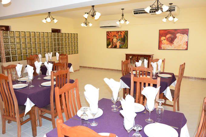 Restaurante Palermo en Manzanillo/FOTO Luis Carlos Palacios Leyva