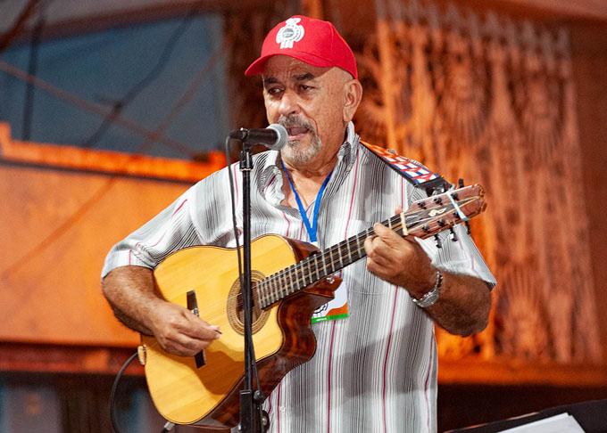 Pancho Amat se presentó en Bayamo