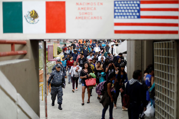 Restricciones de asilo, fuerte golpe de Trump contra los inmigrantes