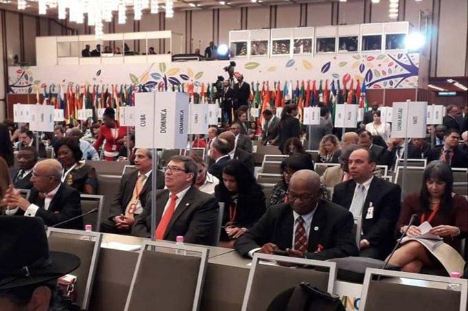 Cuba ratifica compromiso con el multilateralismo en reunión de Mnoal