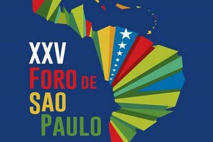 Foro de Sao Paulo en Venezuela consolidará agenda común de izquierda