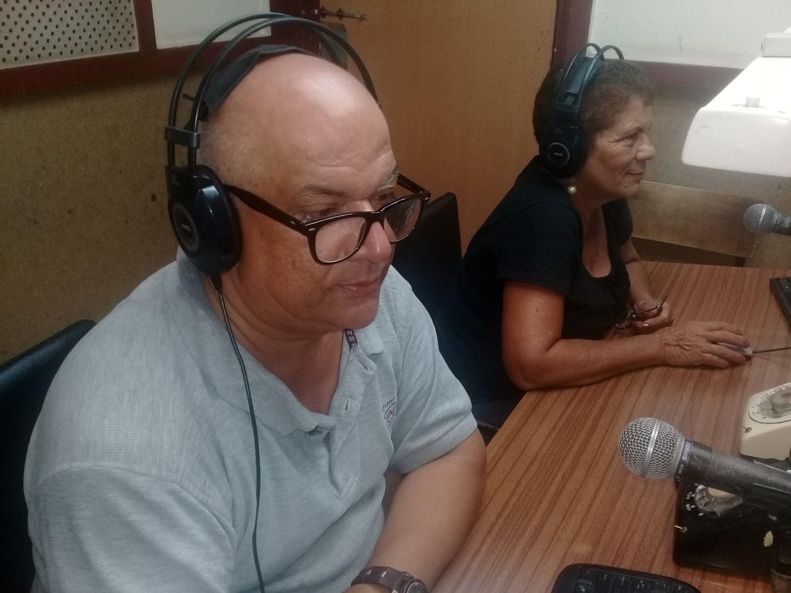 "Héctor Reyna Matos: ""La radio es maravillosa"""