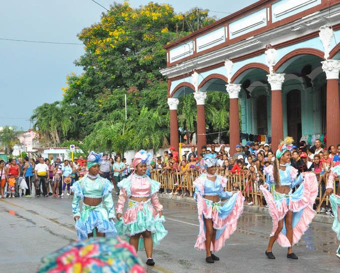Inicia este sábado el carnaval infantil de Manzanillo