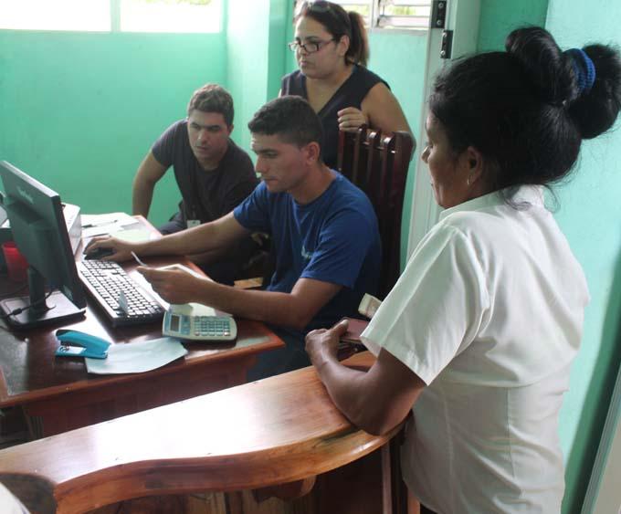 Sueños y realidades: Agencia de viajes en Guisa
