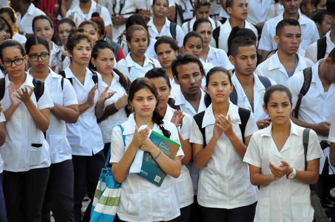 Universidad médica de Granma entre las de mayor matrícula de Cuba