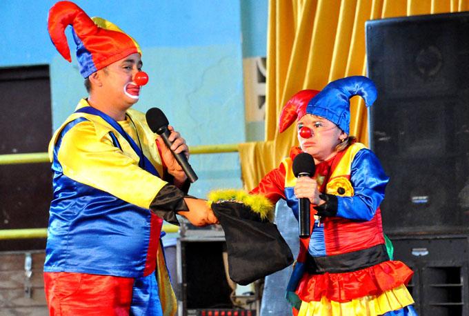 Circo nacional en Bayamo, entre aplausos y exclamaciones
