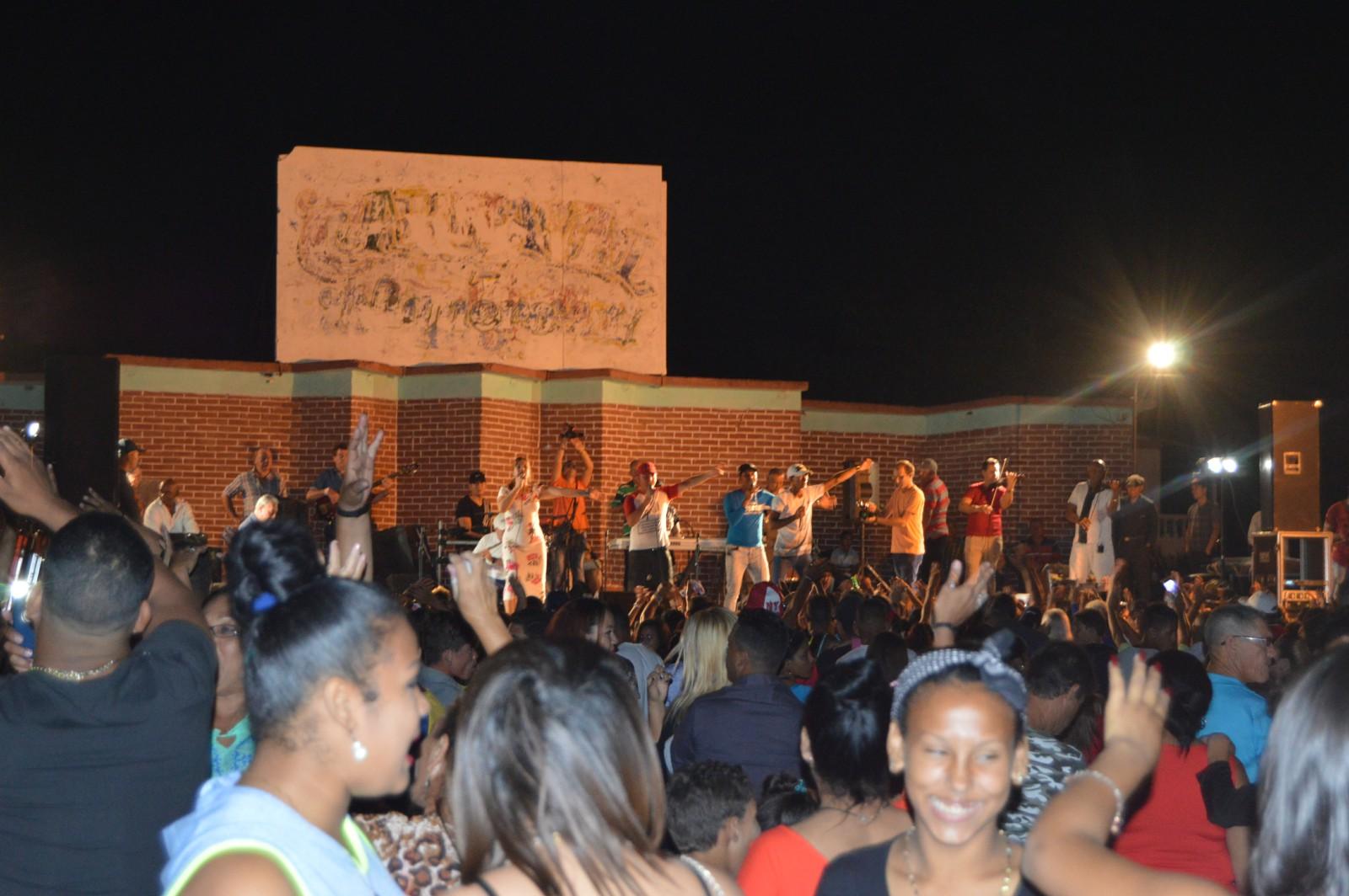 Original de Manzanillo cierra verano 2019 de concierto en Niquero