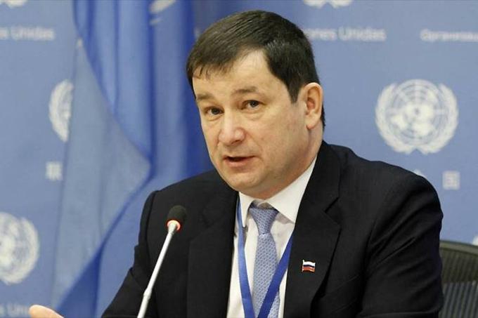 Rusia consideró erróneo crear comisión para pesquisa sobre Siria
