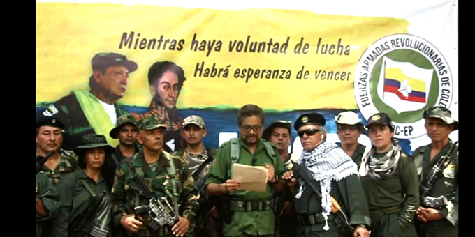 FARC-EP regresa a lucha armada ante traición de Estado colombiano de Acuerdos de Paz (+ video)