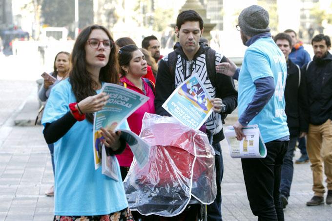 Controversia sobre jornada laboral acapara la atención en Chile
