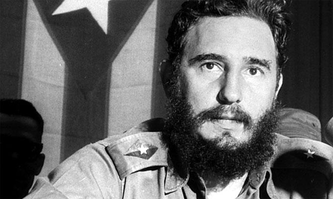 Jóvenes de Cuba dedican a Fidel campamento de verano